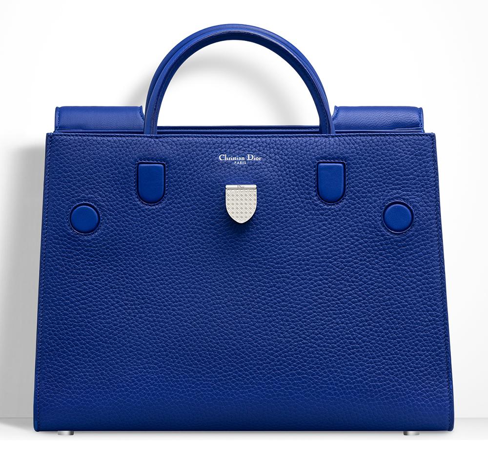 Christian-Dior-Diorever-Bag-Blue