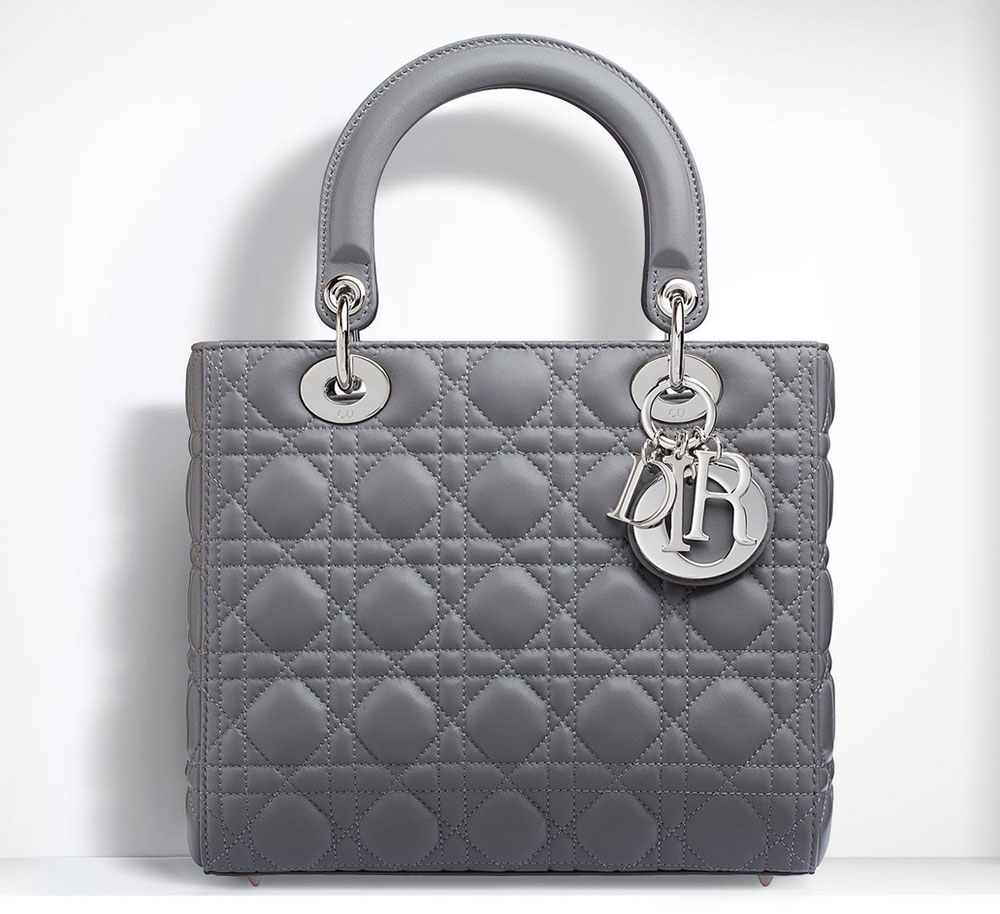 Cheap Wholesale The Ultimate Bag Guide  The Christian Dior Lady Dior ... 266394d6ca