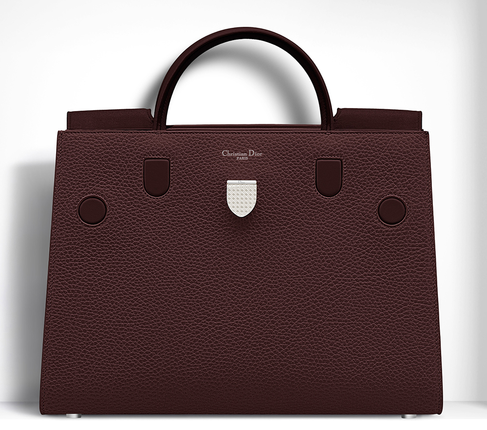 Christian-Dior-Large-Diorever-Brown