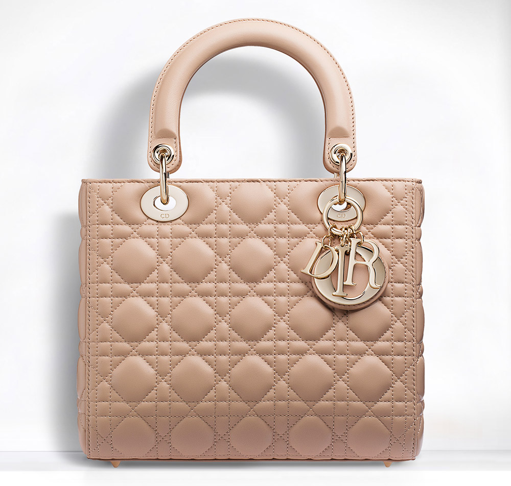 915350b8c39 Do You Buy Totally Underrated  The Christian Dior Lady Dior Bag ...