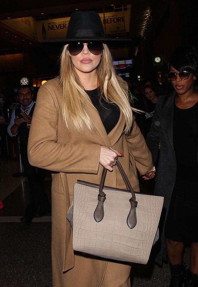 Khloe-Kardashian-Celine-Tie-Tote