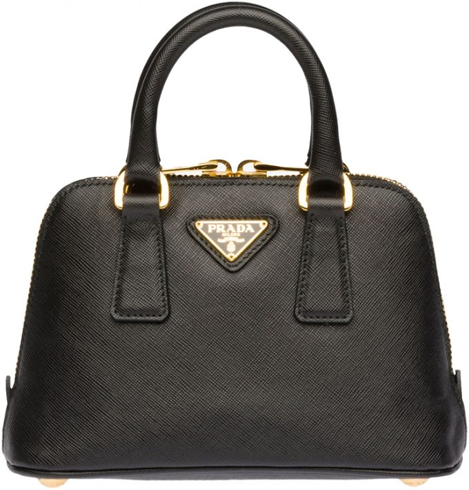 Italy Replica Bags Prada Saffiano Leather Mini Bag - Popular Prada ...