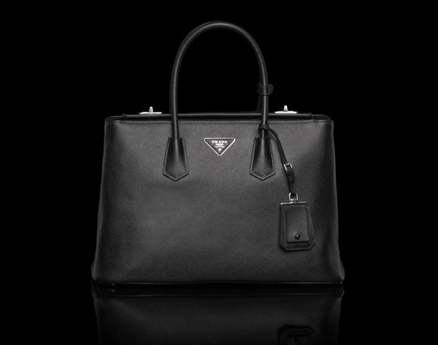 Wholesale Replica Prada Saffiano Cuir Tote  The Twin Bag - Popular ... 8b46330f17194