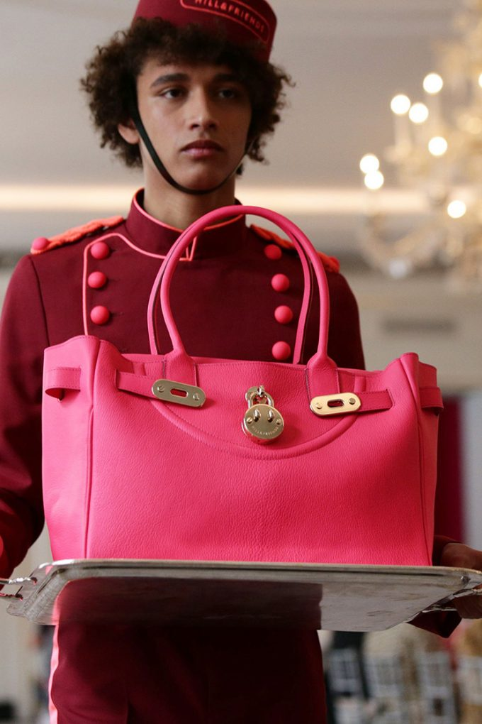 71dbecc4414a Italy Replica Bags Mulberry Creative Director Emma Hill Launches Hill    Friends Collection