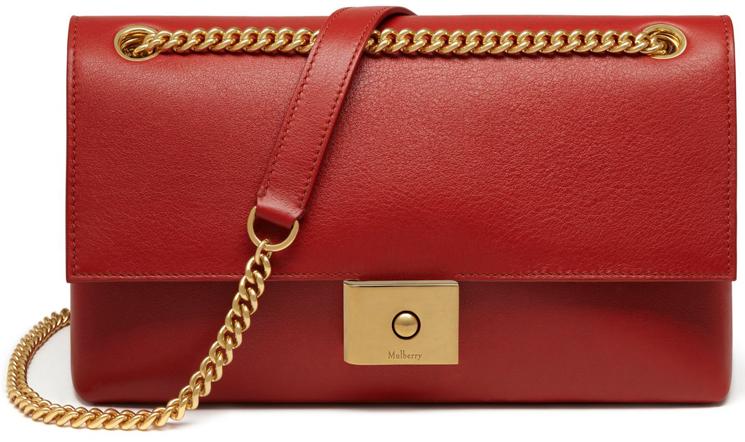 ... tote c2e25 0898b usa mulberry red cheyne flap bag 54202 43c86 ... f16c6e35bdb20