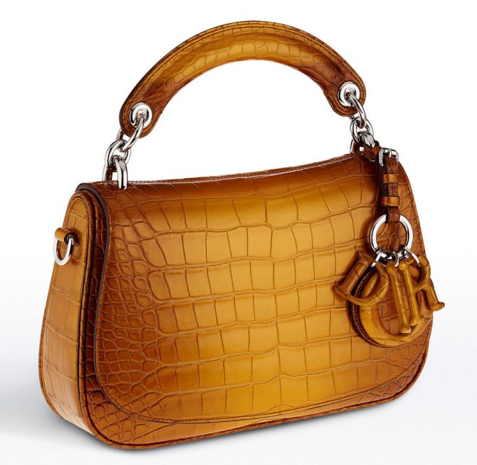 Christian-Dior-Dune-Bag-Small-Graded-Alligator-Side