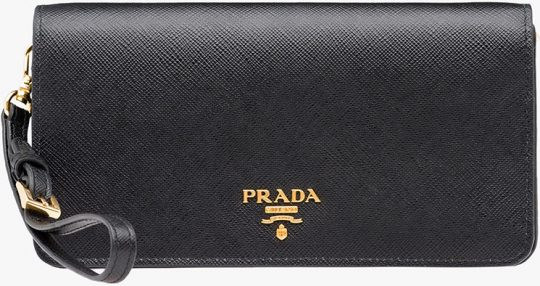 Prada-Saffiano-Cellphone-Sleeve