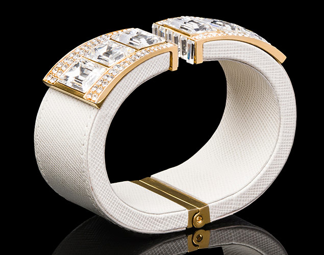 Prada Saffiano Jewellery Collection