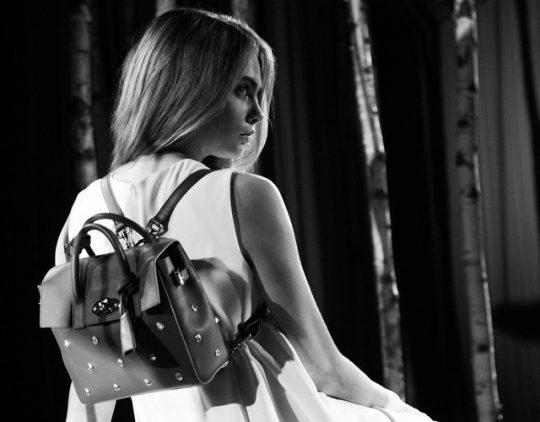 Mulberry x Cara Delevingne Own Handbag Line